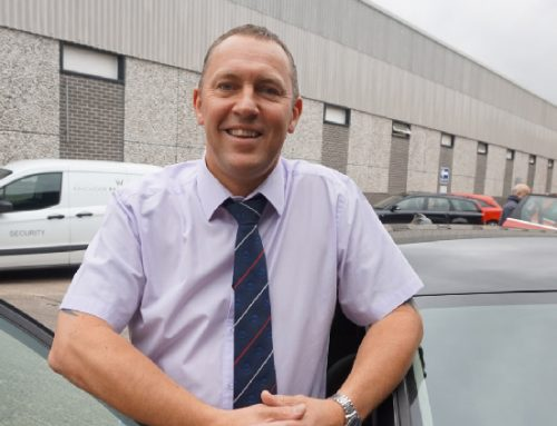 Paul Atkinson Area Sales Manager