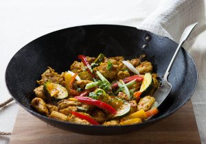 Pioneer Foodstore | chicken stir fry | Carlisle, Cumbria