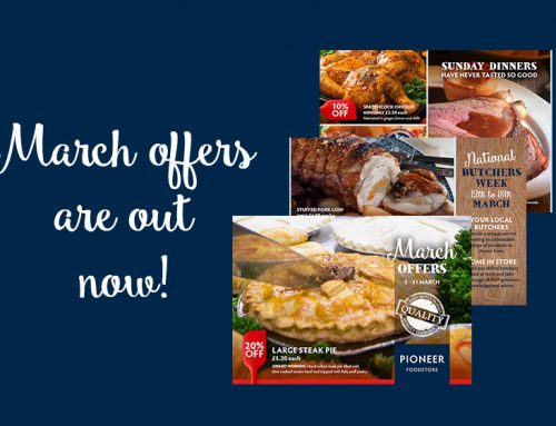 Our March offers are out now!