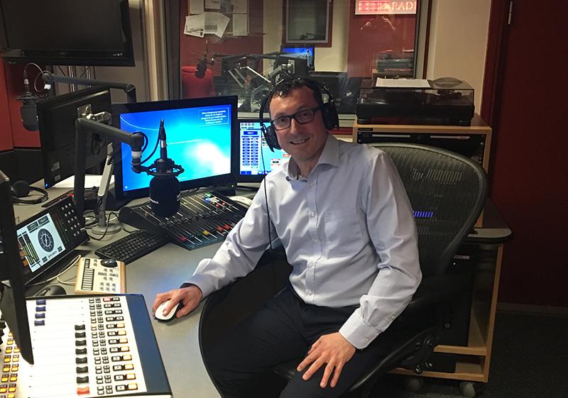 Pioneer Foodstore | Cumbrian family businesses | Graham Jenkins | Radio Cumbria, Carlisle