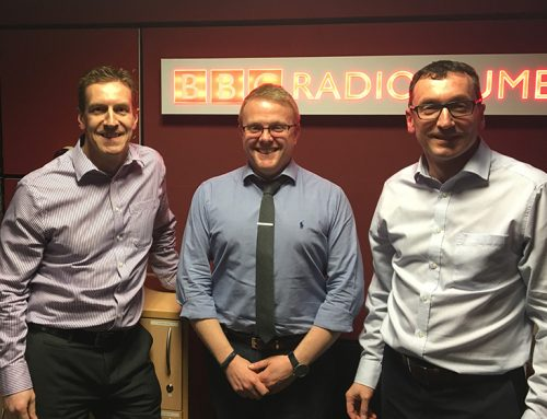 Cumbrian family businesses take part in radio show
