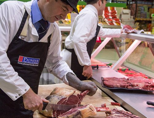 Phil Jamieson – Senior Retail Butcher