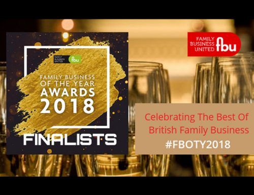 The Family Business of The Year Awards 2018 finalists