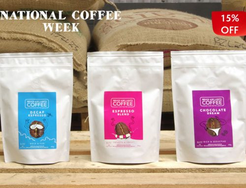 Celebrating UK Coffee Week