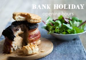 Pioneer Foodstore | Stornaway black pudding | Bank holidays | May| Carlisle, Cumbria