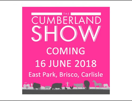 Sponsoring The Cumberland Show as it celebrates its 180th year