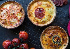 Pioneer Foodstore | handcrafted quiche | Carlisle, Cumbria