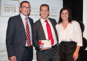Pioneer Foodstore | Family Business of the Year winners | award winners