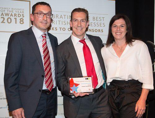 We're award winners again!