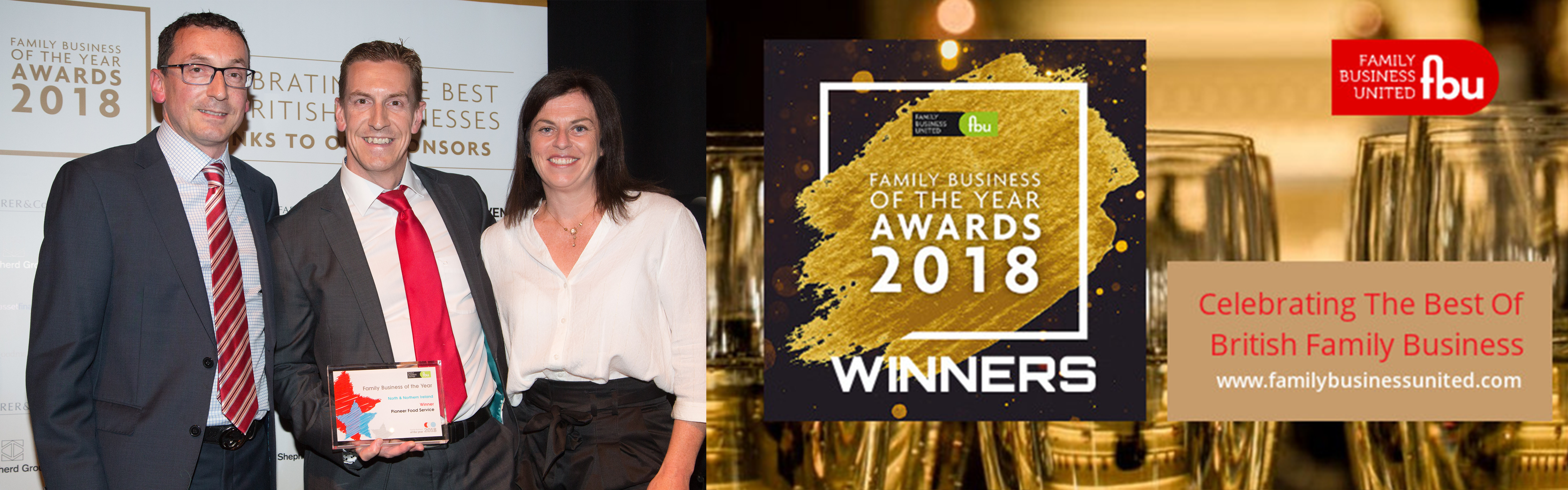 Pioneer Foodstore | family Business of the Year | award winners