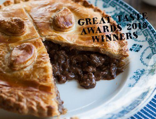 Great Taste Awards 2018 – winners