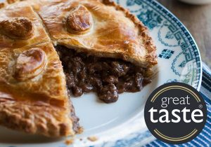 Pioneer Foodstore   Great Taste Awards   Steak pie   Carlisle, Cumbria