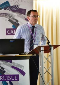 Pioneer Foodstore | Carlisle Ambassadors | Graham Jenkins | Carlisle, Cumbria