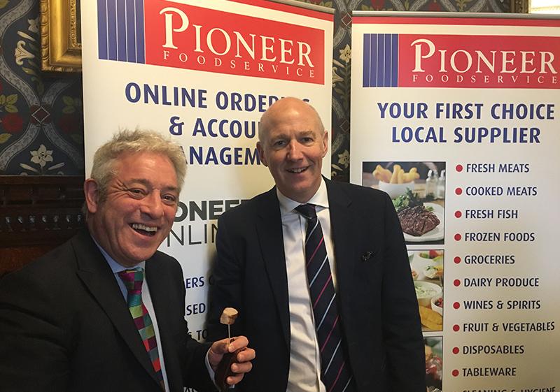Pioneer Foodstore | John Bercow | John Stevenson | Cumbria Day 2019