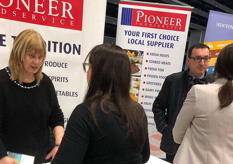 Pioneer Foodstore | Carlisle Skills Fair 2019 | the Sands Centre, Carlisle