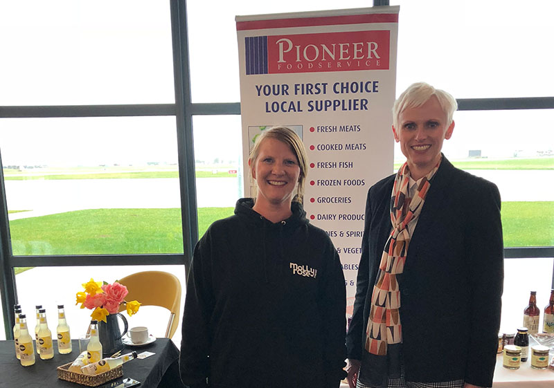 Pioneer Foodstore | International Womens Day 2019 | natwest | Carlisle Airport